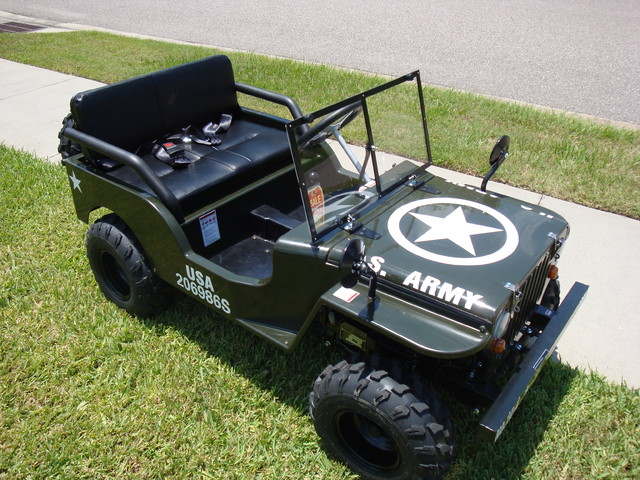 2016 Zhejiang Jeep Replica 1/4 Daytona Beach, FL 7