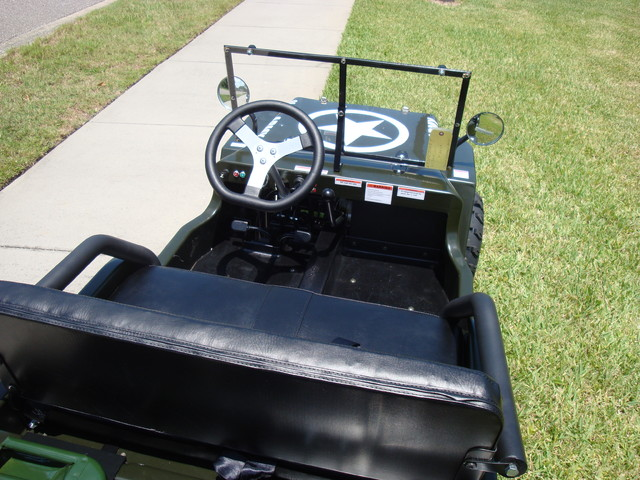2016 Zhejiang Jeep Replica 1/4 Daytona Beach, FL 8