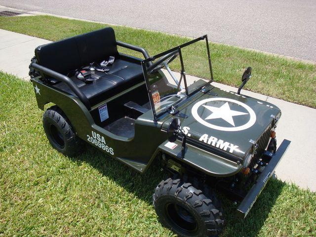 2016 Zhejiang Jeep Replica 1/4 Daytona Beach, FL 7
