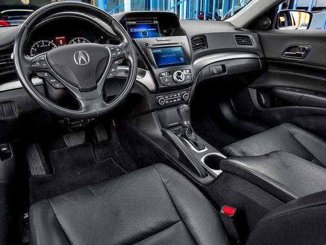 2016 Acura ILX w/Premium Pkg Burbank, CA 10