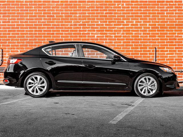 2016 Acura ILX w/Premium Pkg Burbank, CA 4