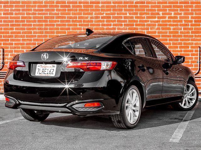 2016 Acura ILX w/Premium Pkg Burbank, CA 6