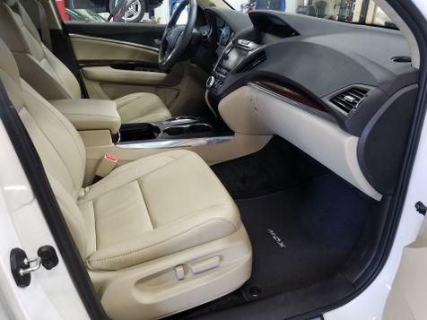 2016 Acura MDX  AWD wTech Package Nav,Lane Departure,Lane Keep. | Rishe's Import Center in Ogdensburg, New York
