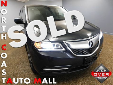 2016 Acura MDX w/Tech in Bedford, Ohio