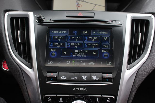 2016 Acura TLX V6 Tech - NAVIGATION - SUNROOF - BLIND SPOT! Mooresville , NC 38