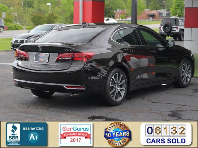 2016 Acura TLX V6 Tech - NAVIGATION - SUNROOF - BLIND SPOT! Mooresville , NC 2