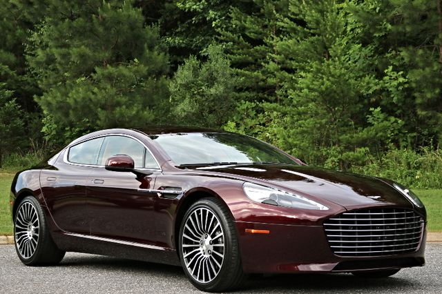 2016 Aston Martin Rapide S Mooresville, North Carolina 0