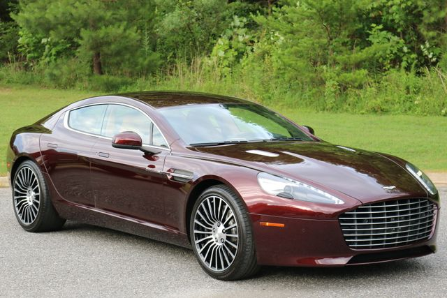 2016 Aston Martin Rapide S Mooresville, North Carolina 1