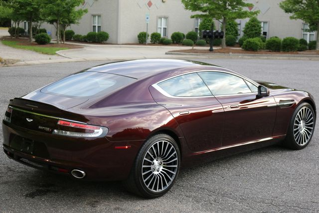 2016 Aston Martin Rapide S Mooresville, North Carolina 10