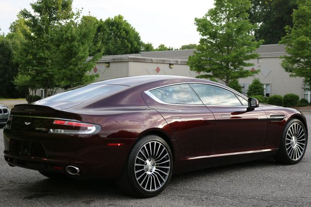 2016 Aston Martin Rapide S Mooresville, North Carolina 11