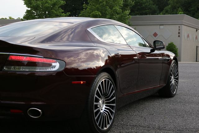 2016 Aston Martin Rapide S Mooresville, North Carolina 12