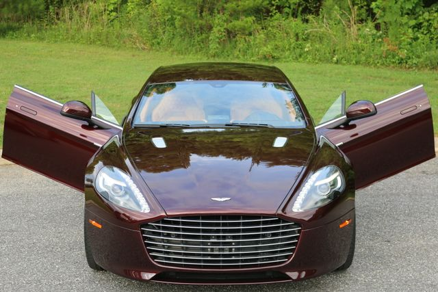 2016 Aston Martin Rapide S Mooresville, North Carolina 14