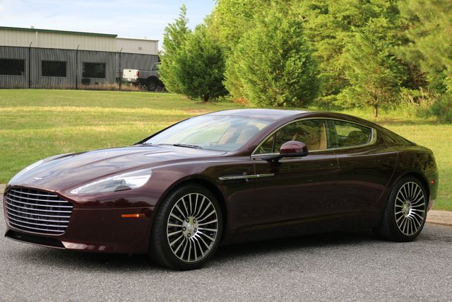 2016 Aston Martin Rapide S Mooresville, North Carolina 4