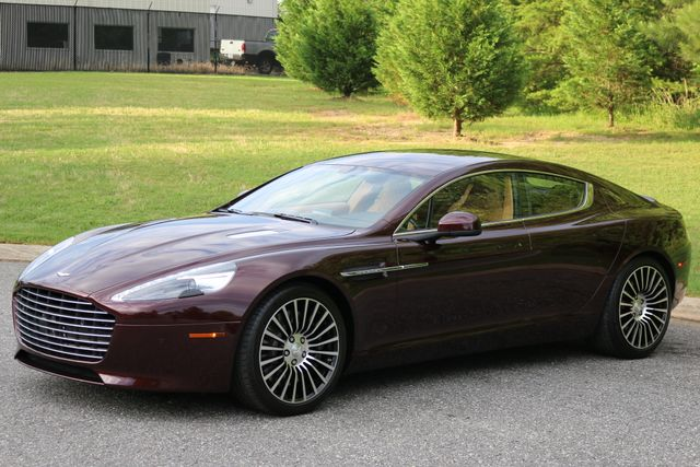 2016 Aston Martin Rapide S Mooresville, North Carolina 5