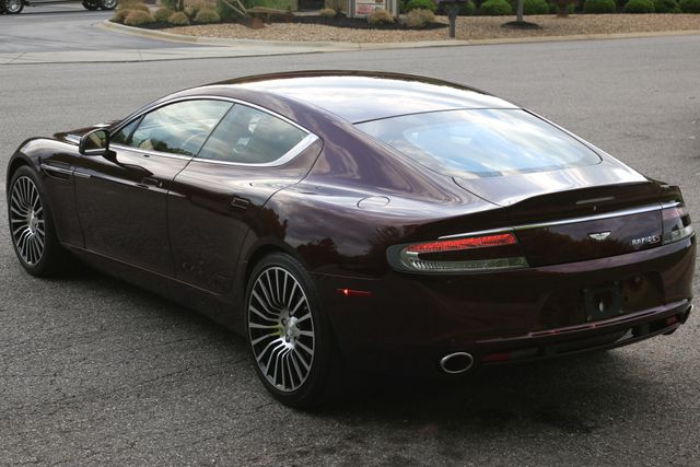 2016 Aston Martin Rapide S Mooresville, North Carolina 6