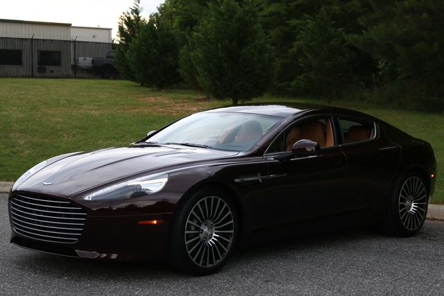 2016 Aston Martin Rapide S Mooresville, North Carolina 92