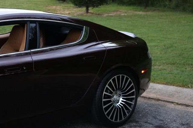 2016 Aston Martin Rapide S Mooresville, North Carolina 94