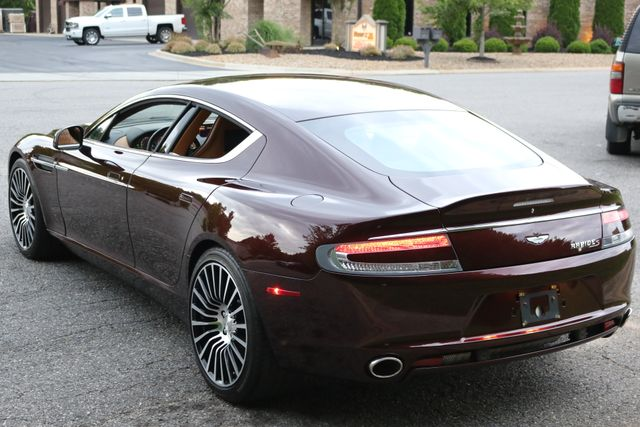 2016 Aston Martin Rapide S Mooresville, North Carolina 95