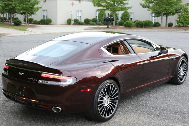 2016 Aston Martin Rapide S Mooresville, North Carolina 97