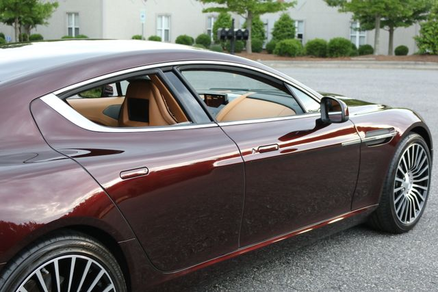 2016 Aston Martin Rapide S Mooresville, North Carolina 98