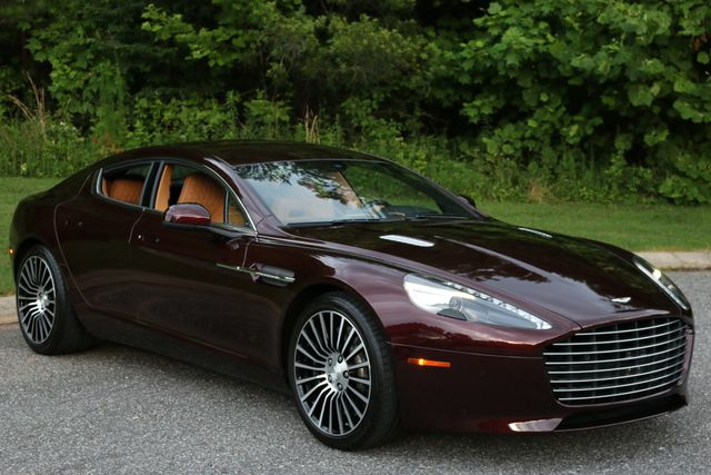 2016 Aston Martin Rapide S Mooresville, North Carolina 101