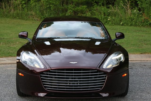 2016 Aston Martin Rapide S Mooresville, North Carolina 102
