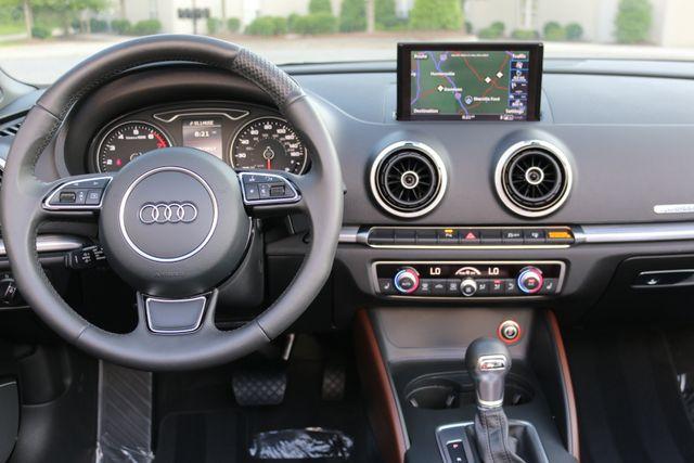 2016 Audi A3 Cabriolet 2.0T Prestige Quattro Mooresville, North Carolina 26