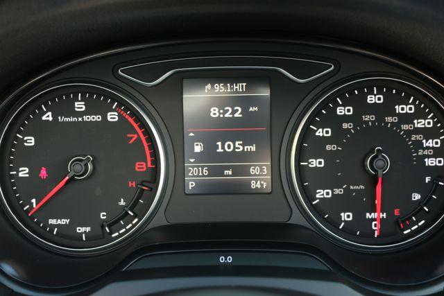 2016 Audi A3 Cabriolet 2.0T Prestige Quattro Mooresville, North Carolina 29