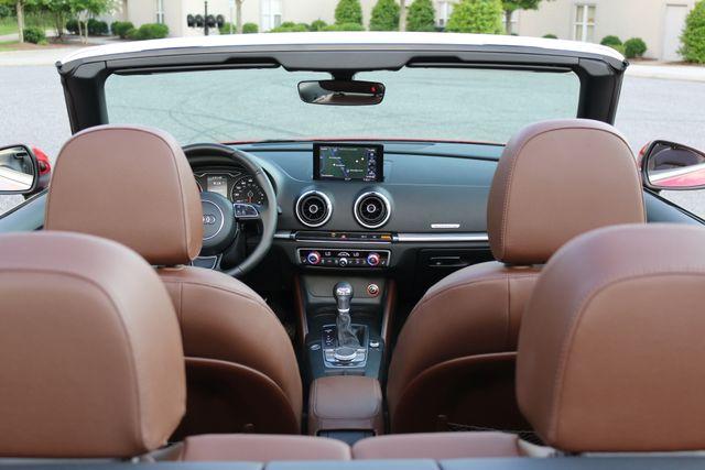 2016 Audi A3 Cabriolet 2.0T Prestige Quattro Mooresville, North Carolina 6