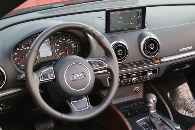 2016 Audi A3 Cabriolet 2.0T Prestige Quattro Mooresville, North Carolina 7