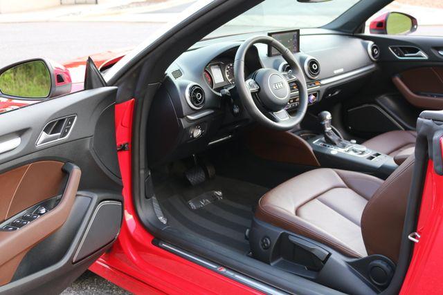 2016 Audi A3 Cabriolet 2.0T Prestige Quattro Mooresville, North Carolina 9