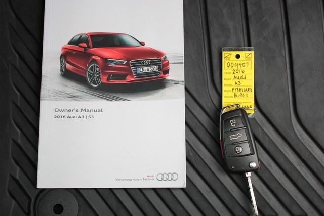 2016 Audi A3 Sedan 2.0T Premium Mooresville , NC 28