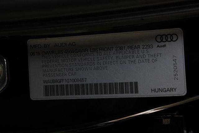 2016 Audi A3 Sedan 2.0T Premium QUATTRO AWD - TURBO - HEATED LEATHER! Mooresville , NC 46
