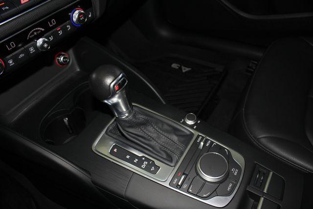 2016 Audi A3 Sedan 2.0T Premium QUATTRO AWD - TURBO - HEATED LEATHER! Mooresville , NC 37