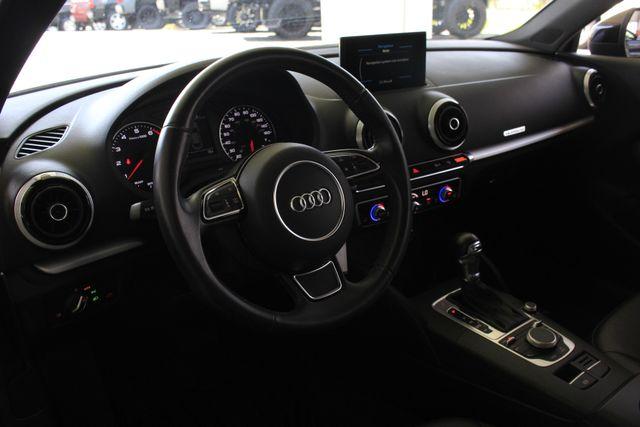 2016 Audi A3 Sedan 2.0T Premium QUATTRO AWD - TURBO - HEATED LEATHER! Mooresville , NC 29