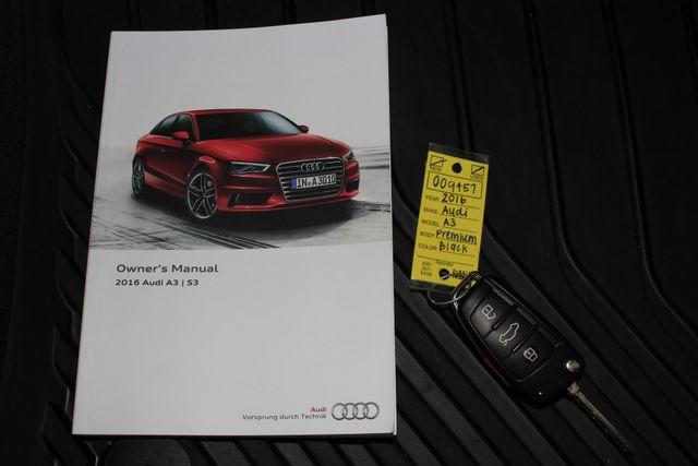 2016 Audi A3 Sedan 2.0T Premium QUATTRO AWD - TURBO - HEATED LEATHER! Mooresville , NC 18
