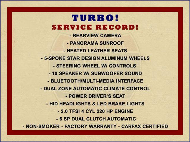 2016 Audi A3 Sedan 2.0T Premium QUATTRO AWD - TURBO - HEATED LEATHER! Mooresville , NC 1