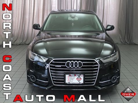2016 Audi A6 3.0T Premium Plus in Akron, OH