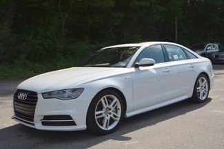 2016 Audi A6 3.0T Premium Plus Naugatuck, Connecticut 0