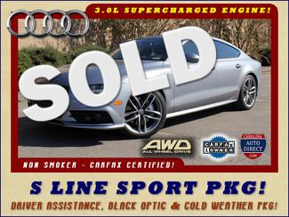 2016 Audi A7 3.0 Prestige AWD - S LINE SPORT PKG! Mooresville , NC