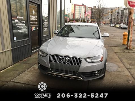 2016 Audi Allroad Wagon Quattro  Premium Plus Sport  Navigation Rear Camera Bang & Olufsen Sound in Seattle