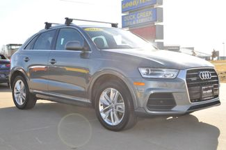 2016 Audi Q3 Premium Plus Bettendorf, Iowa 2