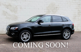 2016 Audi Q5 Quattro AWD Premium Plus w/Navigation, Technology Pkg, Bang & Olufsen Audio & Tow Package in Eau Claire