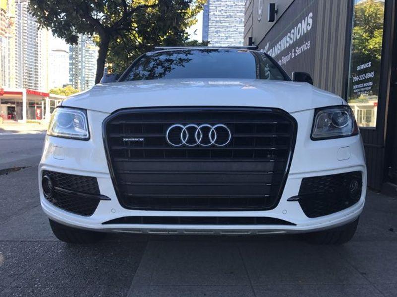2016 Audi Q5 30T 272 HP V6 Quattro S-Line Premium Plus Rear Camera Navigation Bang  Olufsen Sound 21  city Washington  Complete Automotive  in Seattle, Washington