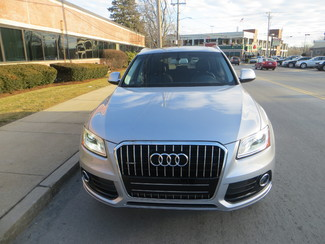 2016 Audi Q5 2.0T Quattrro Premium Plus Watertown, Massachusetts 2
