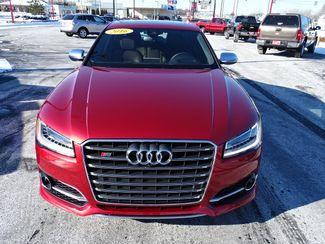 2016 Audi S8 Plus Valparaiso, Indiana