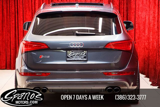 2016 Audi SQ5 Premium Plus Daytona Beach, FL 4