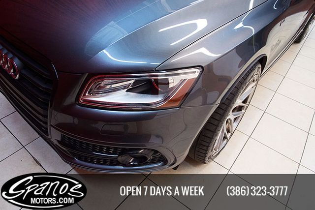 2016 Audi SQ5 Premium Plus Daytona Beach, FL 9