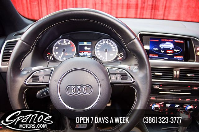 2016 Audi SQ5 Premium Plus Daytona Beach, FL 23