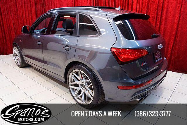 2016 Audi SQ5 Premium Plus Daytona Beach, FL 58